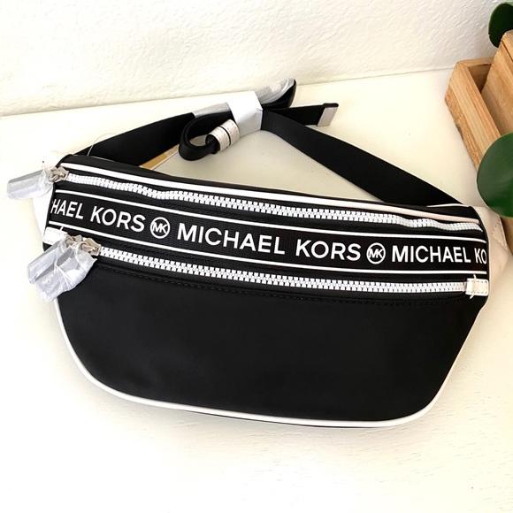 Michael Kors Handbags - Michael Kors Kenly MD Waist Pack Xbody